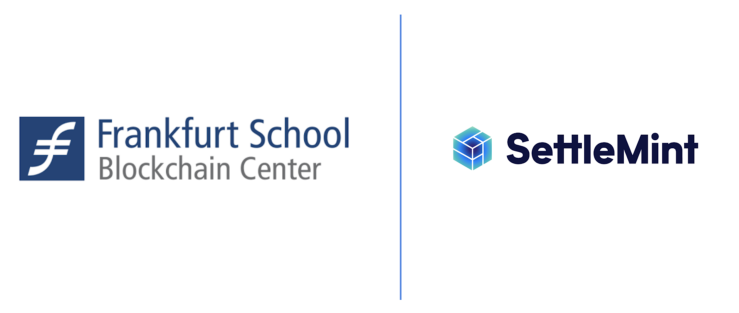 Frankfurt School Blockchain Center and SettleMint enter into partnership