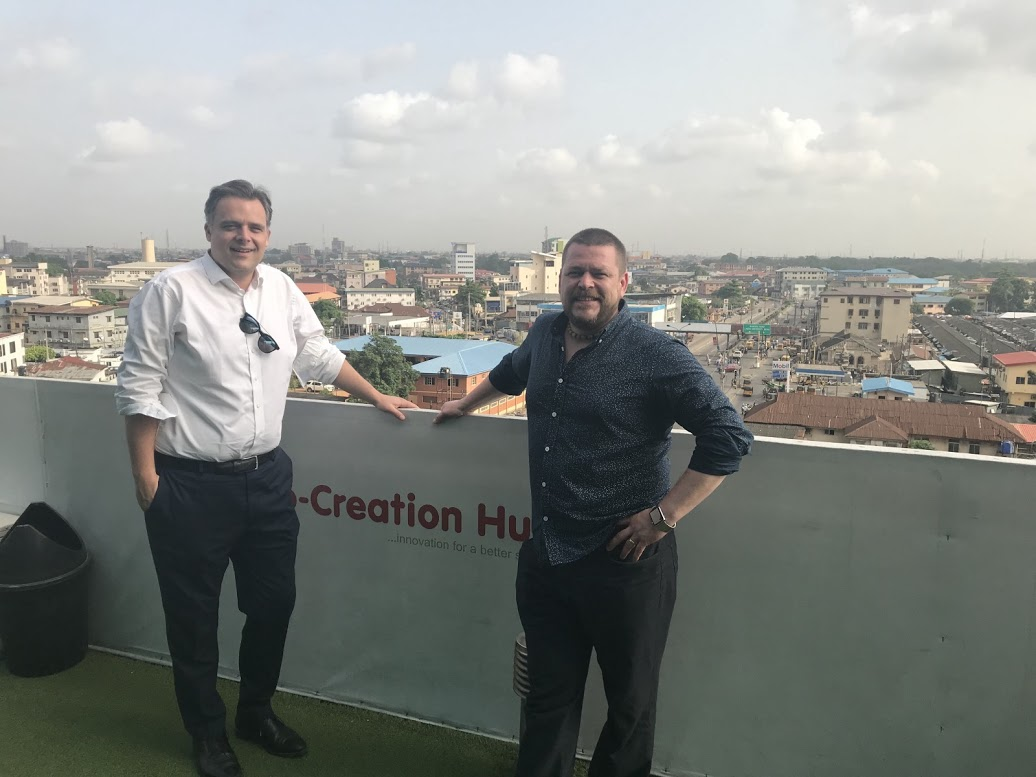 Discovering Africa's fastest growing tech start-up ecosystem in Lagos